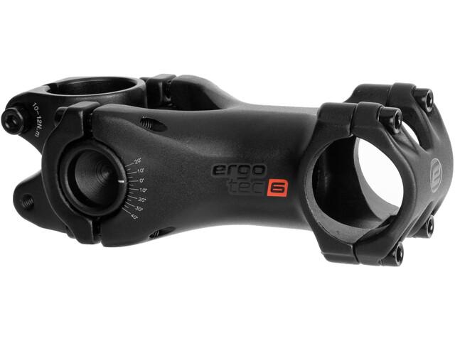 Humpert Ergotec Swell-R-Eco Ahead-Vorbau Ø31,8mm -20/+40° black sand